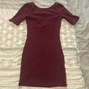 H&M dress size two